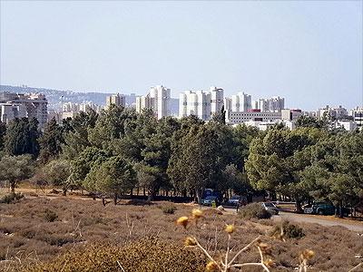 Кирьят-Бялик. Фото: Netzah.org