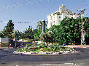 רמת השרון. Photo: